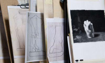 academy kunst studenten zeichnungen 01 400x240 - Academy