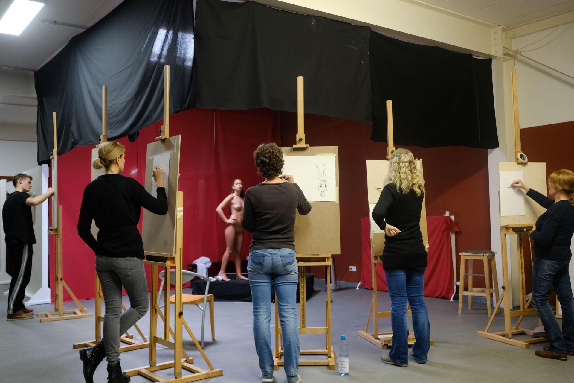 academy aktkurs 01 1 - Galerie