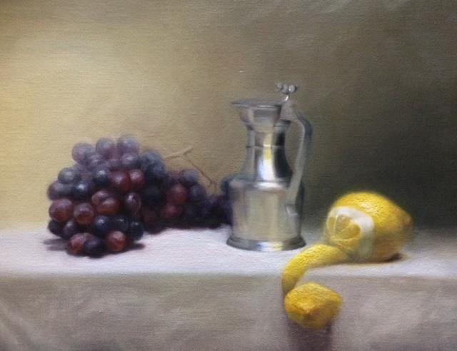 academy cornelia stillleben 03 - How to Paint a Still Life?