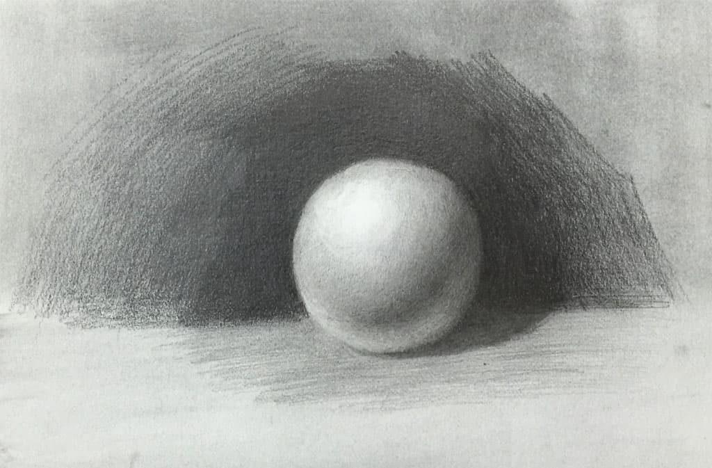 academy kugel zeichnen 3d effekt 01 e1529940788751 - How to draw in 3D?