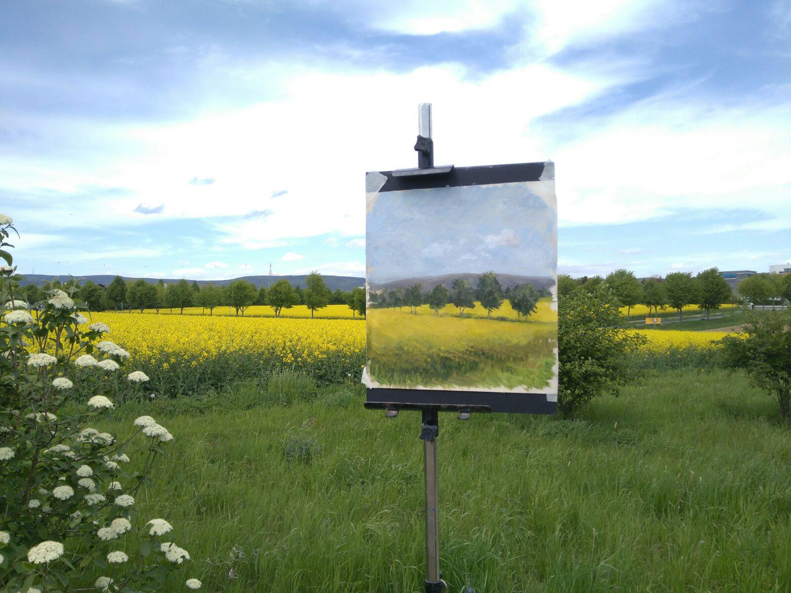 academy landschaftsmalerei 01 - Gallery