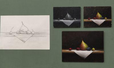 academy stillleben oelmalerei zeichnung 01 400x240 - Academy