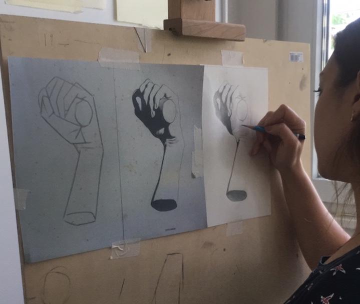 IMG 8612 1 - Charles Bargue Drawing Method