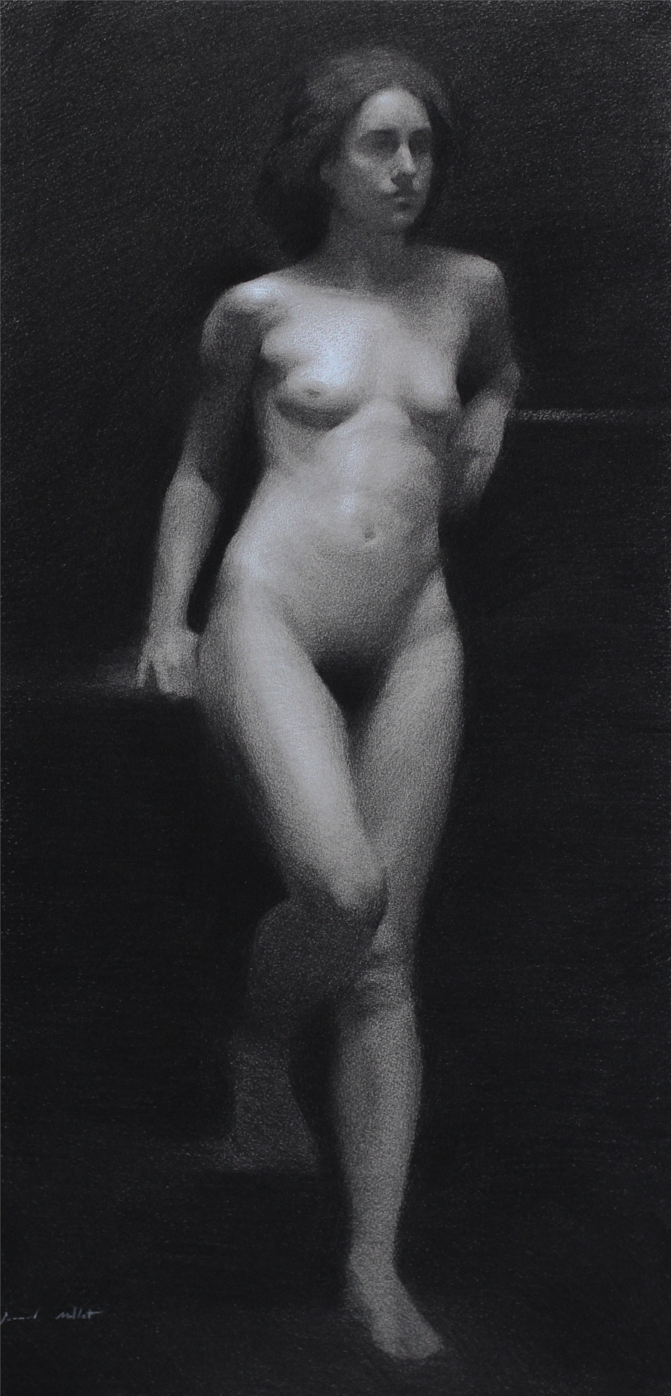 Long pose eli 2016 - Gerard Millet (Teacher)