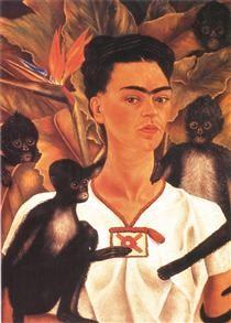 Kahlo - Frida Kahlo – an extraordinary artist