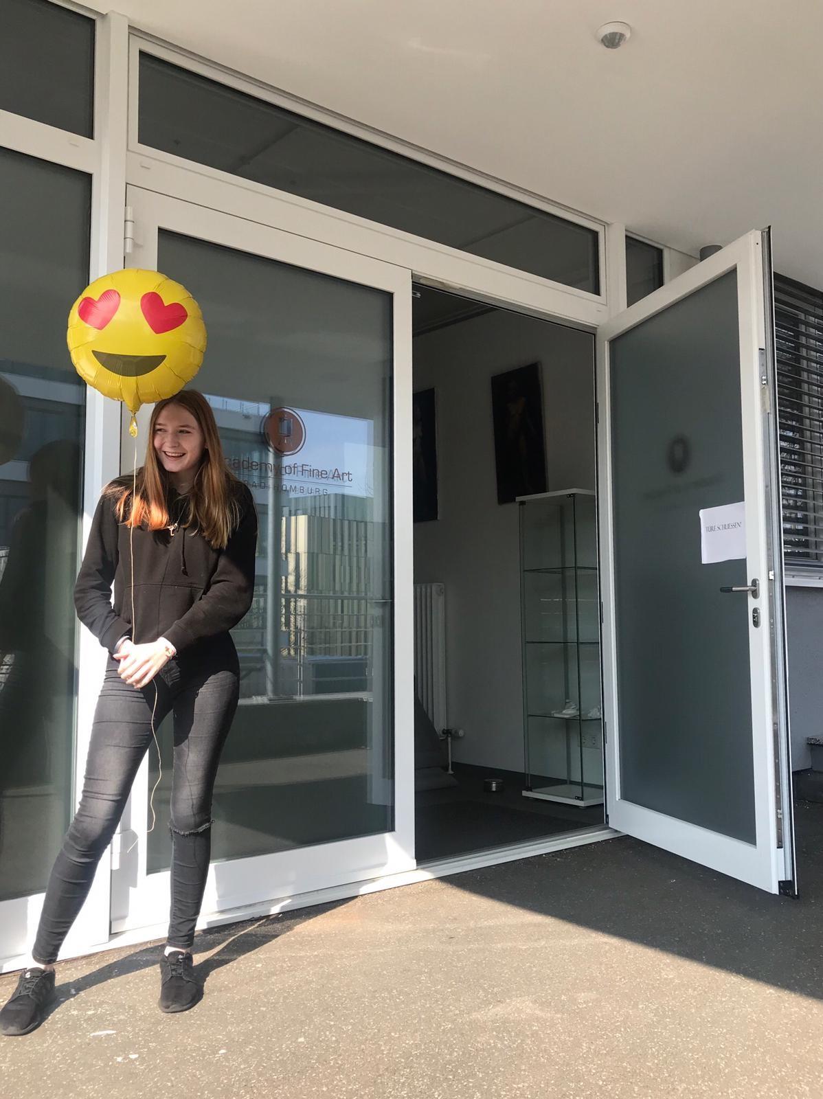 Sophie2 - My internship at the Academy of Fine Art